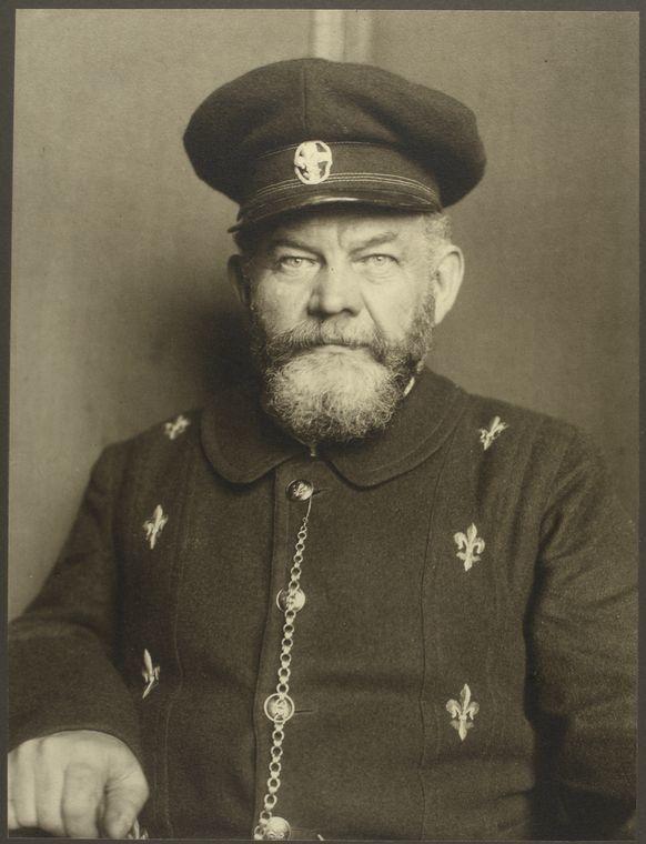 <i>A Danish man</i>