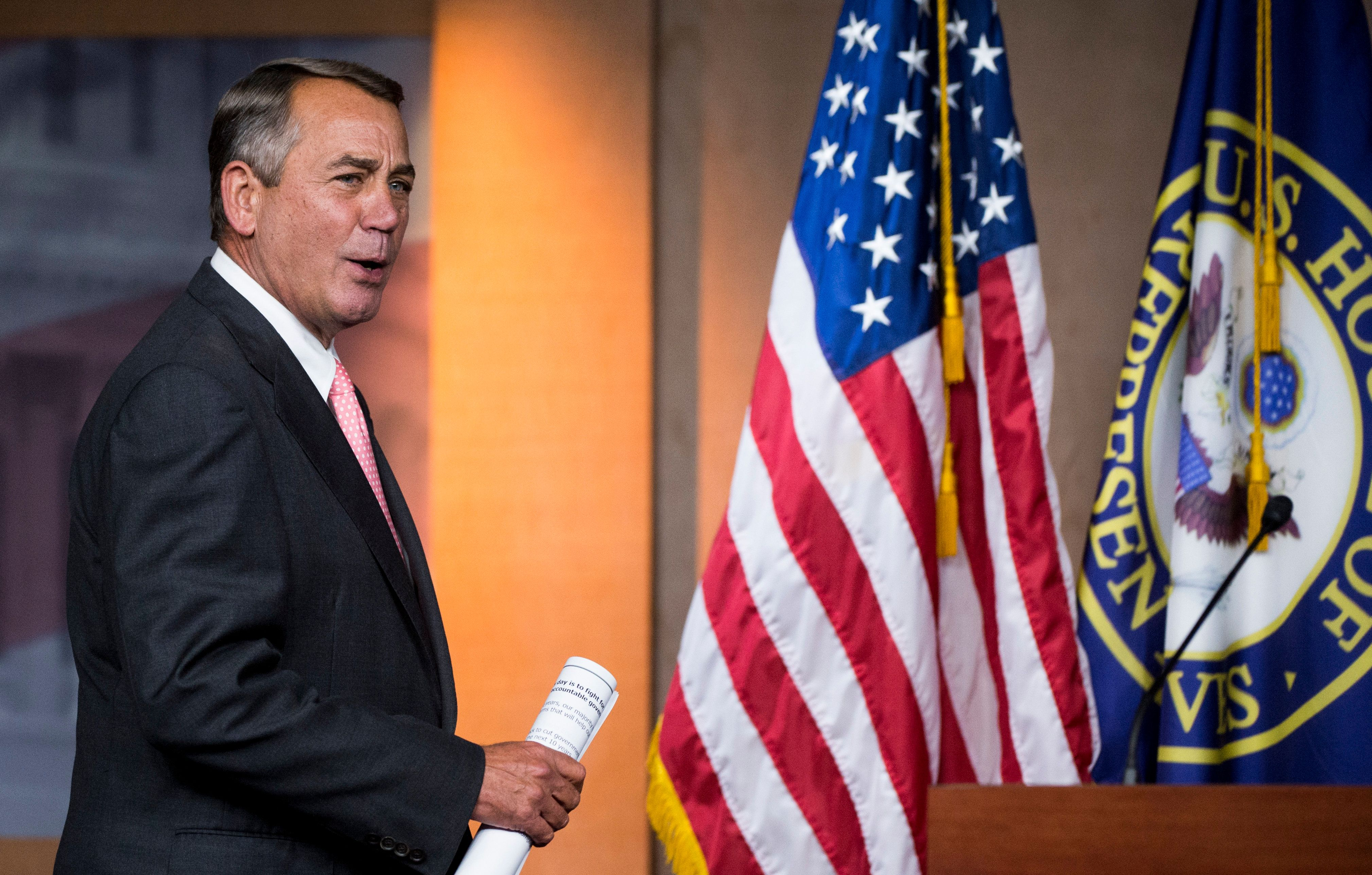 The new budget deal reached between Speaker of the House John Boehner and the White House would raise a little bit ofre