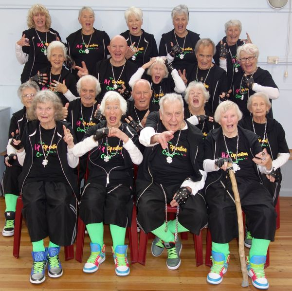 The Hip Op-eration Crew