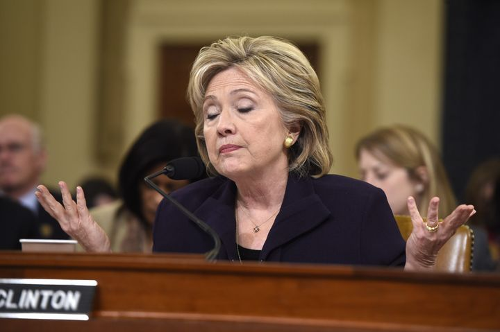 Former Secretary of State and Democratic presidential hopeful Hillary Clinton took the stand last week to defend her rol