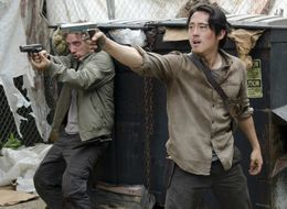 Could Glenn Make It To The Next Episode Of 'The Walking Dead'?