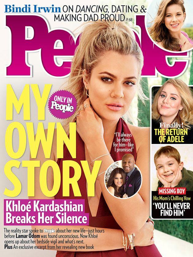 Khloe Kardashian Says She's Not Getting Back Together With Lamar Odom Despite Calling Off