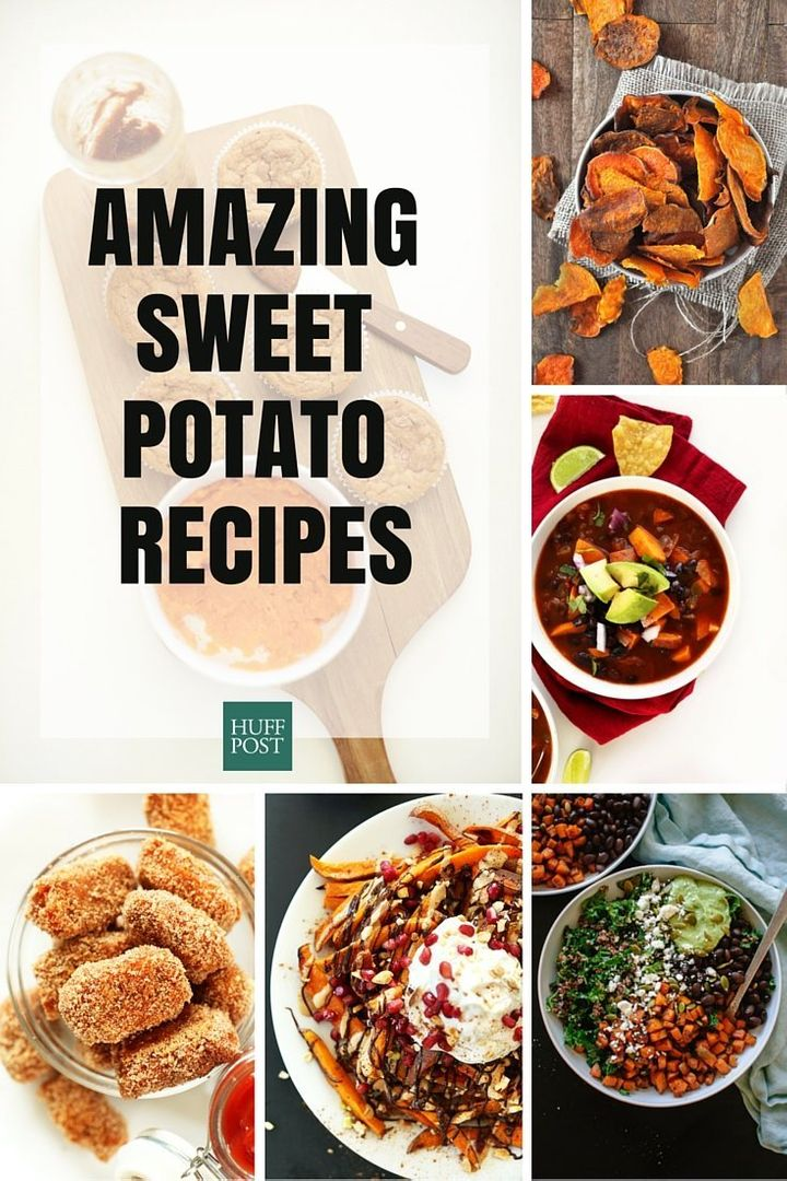 Sweet Potato Recipes That'll Last You Through The Cold Months