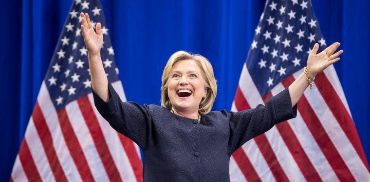 Hillary Clinton will be in Washington, D.C. Nov. 30 for a fundraiser with female senators.
