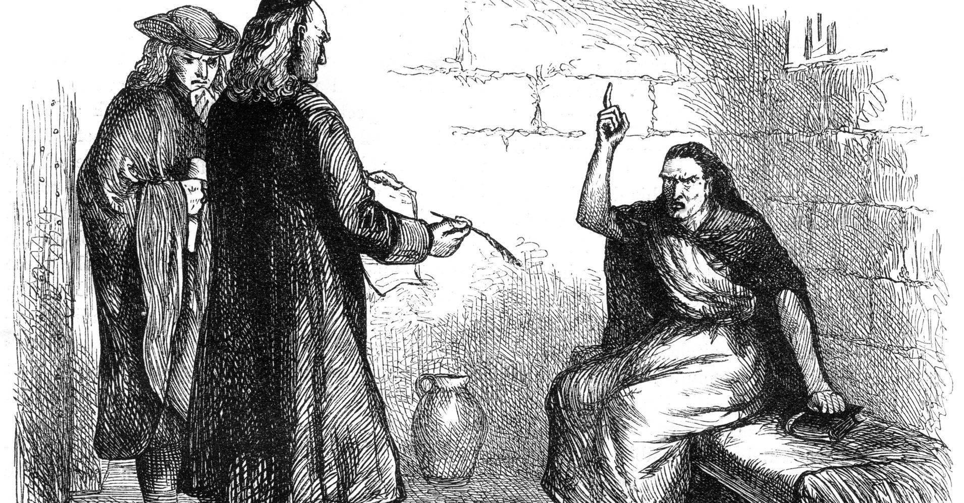 the details of the genesis of the infamous salem tragedy and trials in massachusetts in 1692