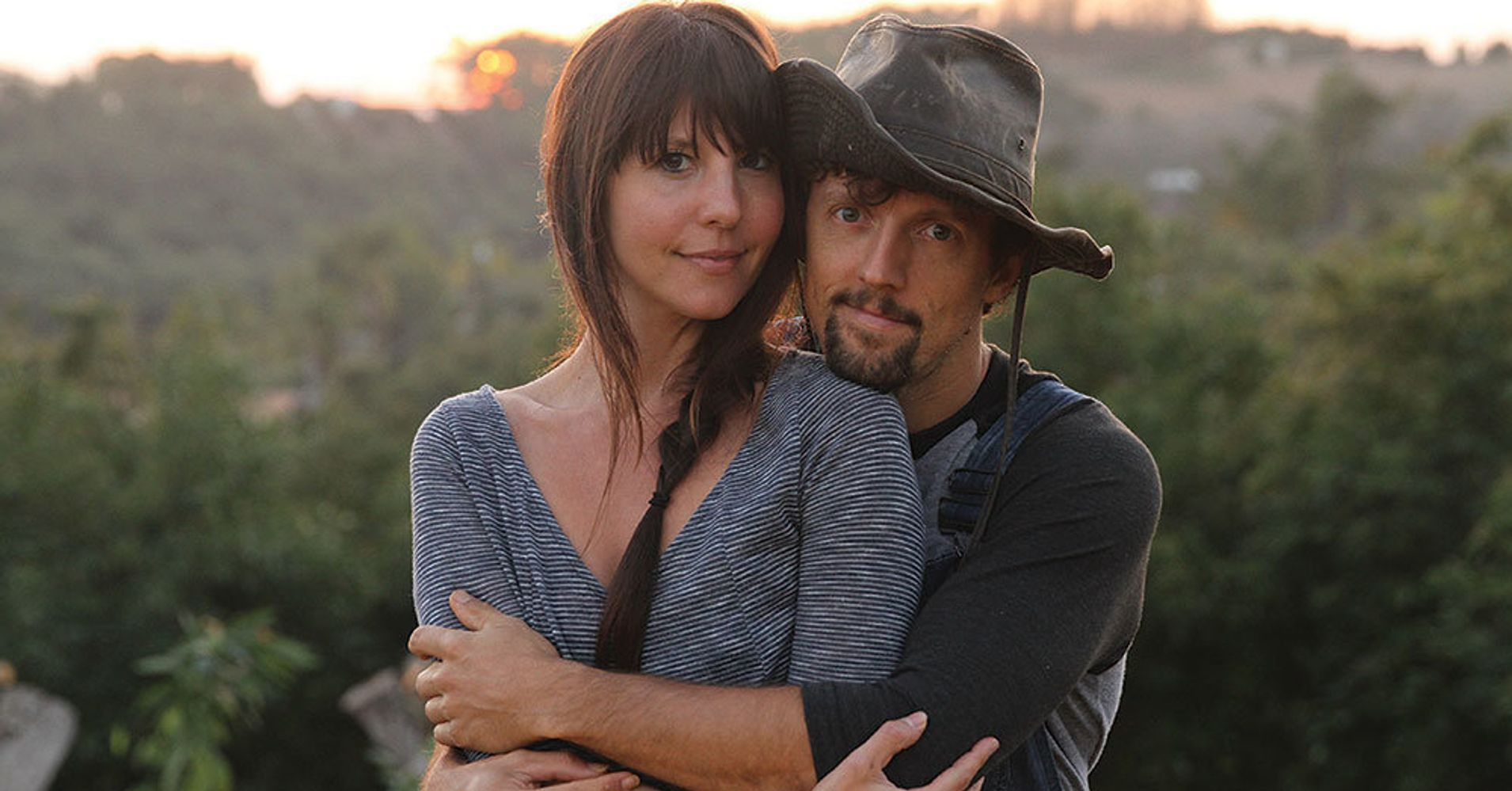Jason Mraz Marries Christina Carano In Beautiful Hometown