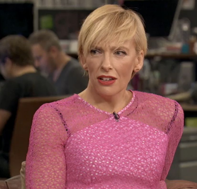 Toni Collette talks with HuffPost Live.
