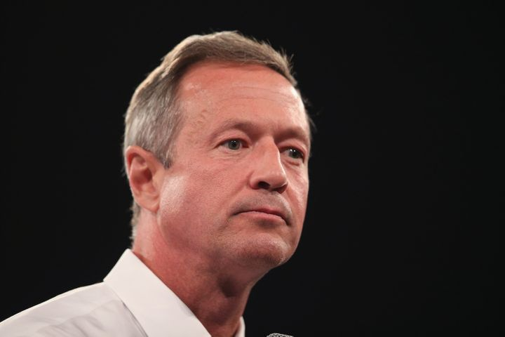 Former Maryland Gov. Martin O'Malley (D) wants GOP presidential candidates to focus on gun control.