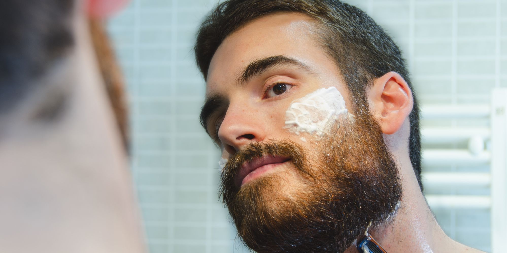 4 expert approved beard grooming tips the huffington post. Black Bedroom Furniture Sets. Home Design Ideas