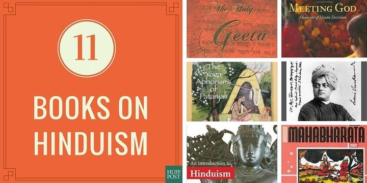 11 Books That Will Introduce You To The Beauty Of Hinduism