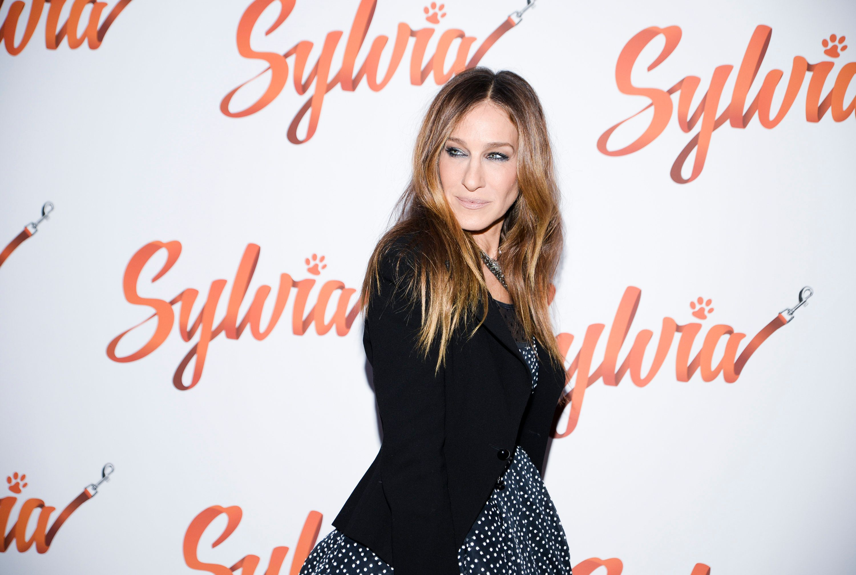 NEW YORK, NY - OCTOBER 27:  Sarah Jessica Parker attends 'Sylvia' Opening Night on Broadway at Cort Theatre on October 27, 2015 in New York City.  (Photo by Jenny Anderson/WireImage)