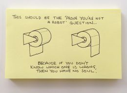 Hilarious Sticky Notes Show You're Not Alone On The Struggle Bus Of Life