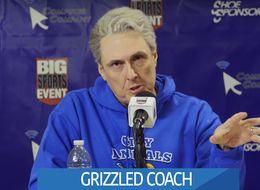 'Weird Al' Yankovic Hilariously Parodies Sports Press Conferences