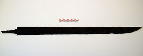 A man discovered a 30-inch, wrought iron Viking sword during his hike in Norway earlier this month.