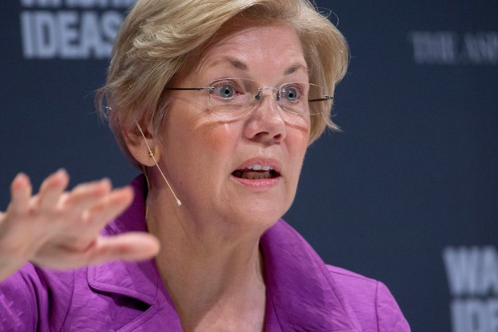 Sen. Elizabeth Warren (D-Mass.) has embarrassed Wall Street once again with her new report.