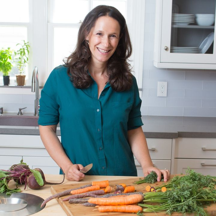 Dana Gunders is the author of Waste-Free Kitchen Handbook, a new book intended to give consumers the tools they need to waste less food at home.