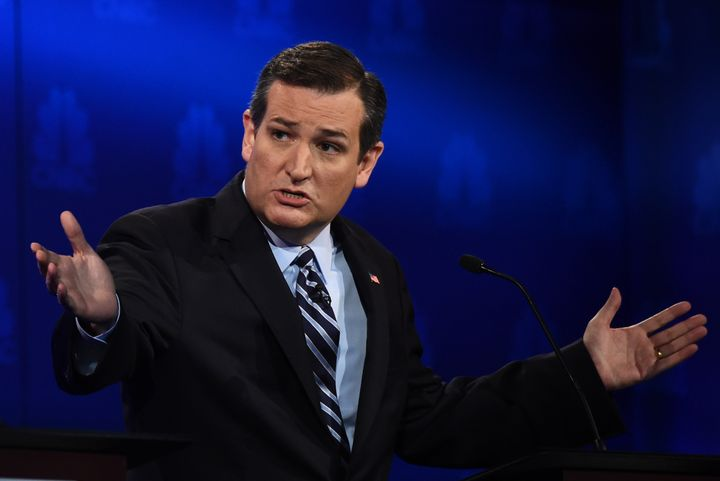 Cruz upstaged his competition at the third Republican presidential debate in Boulder, Colorado, on Wednesday.