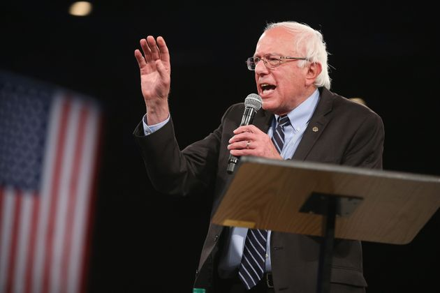 "<span class='image-component__caption' itemprop=""caption"">Bernie Sanders has long opposed the death penalty.</span>"