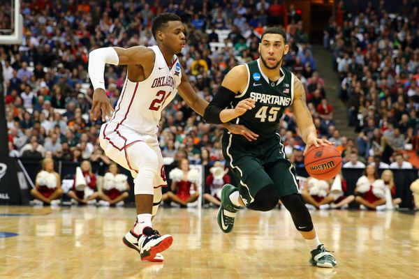 Valentine is a classic Tom Izzo player: tough and versatile, and an all-around winner. Furthermore, he will be asked to run t
