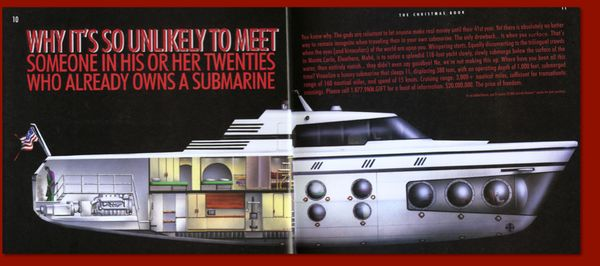 """<i>""""There were no buyers for this submarine, but the next year -- just after 9/11 -- I received a call from the operators say"""