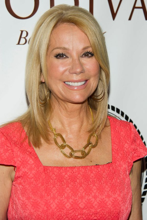 """In 1992, Kathie Lee Gifford told her audience on""""Live with Regis and Kathie Lee"""" that she had recently lost"""