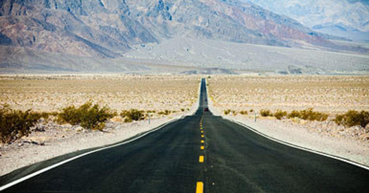 Photos Show 1 000 Year Flood Striking Death Valley