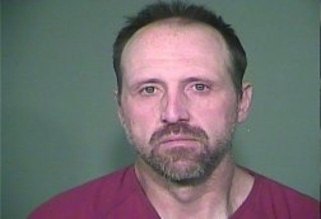 Bubba Trammell's 2013 mugshot (via Knoxville News Sentinel)