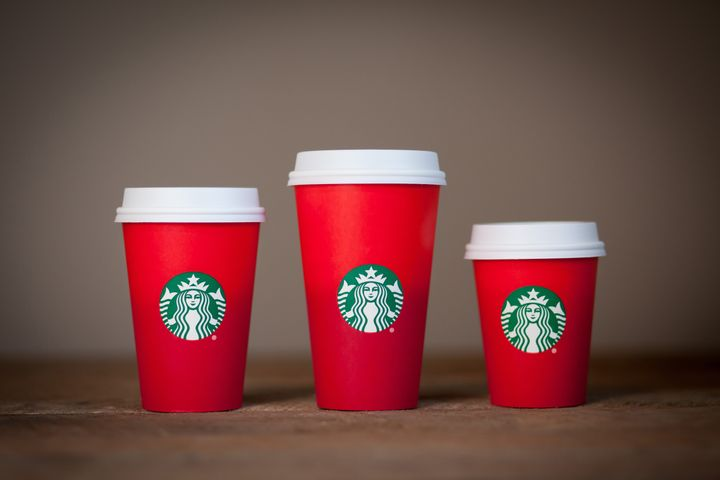 Some Christians Are Extremely Unhappy About Starbucks' New Holiday Cups