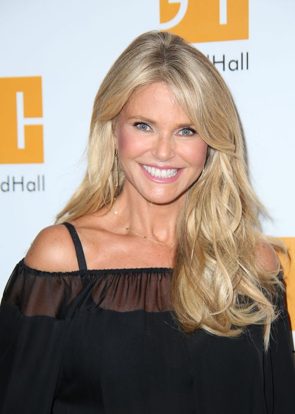 """In a <a href=""""http://www.amazon.com/Housekeeping-Christie-Brinkley-Eileen-Fiction/dp/B002X9IM06?tag=thehuffingtop-20"""">1998 in"""