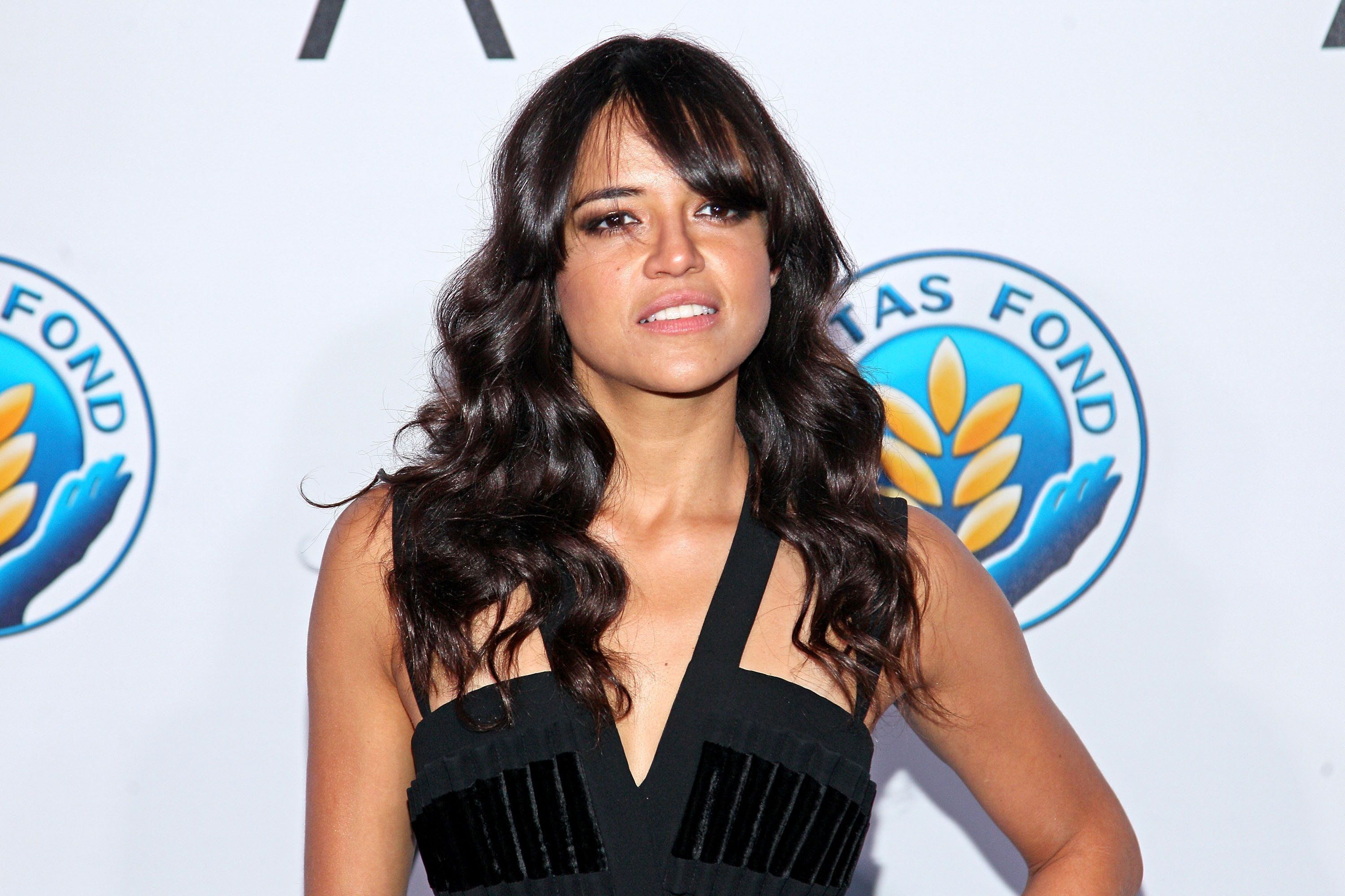 NEW YORK, NY - SEPTEMBER 15:  Michelle Rodriguez attends UNITA's First Annual Gala Against Human Trafficking at Capitale on September 15, 2015 in New York City.  (Photo by Steve Mack/FilmMagic)