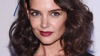 NEW YORK, NY - OCTOBER 22:  Actress Katie Holmes attends The 2015 Skin Cancer Foundation Gala at Mandarin Oriental New York on October 22, 2015 in New York City.  (Photo by Ilya S. Savenok/Getty Images)