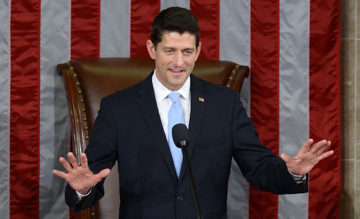 The highway bill is Paul Ryan's first big test as speaker of the House. Debt collectors are feeling optimistic about it.