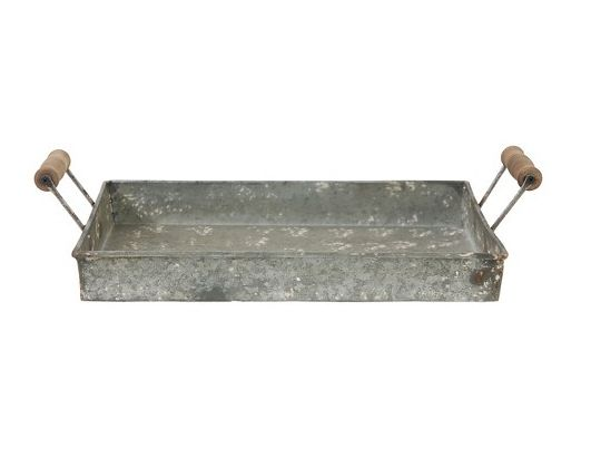 "<i><a href=""http://www.target.com/p/galvanized-metal-tray-with-wood-handles/-/A-17018843?ci_src=17588969&amp;ci_sku=17018843&amp;ref=tgt_adv_XS000000&amp;AFID=google_pla_df&amp;CPNG=PLA_Home%2BDecor%2BShopping&amp;adgroup=SC_Home%2BDecor&amp;LID=700000001170770pgs&amp;network=g&amp;device=c&amp;location=9004058&amp;gclid=CLfAnur36sgCFdEYHwodQiYBcQ&amp;gclsrc=aw.ds"" target=""_blank"">Galvanized Metal Tray with Wood Handles, $14.99</a></i>"