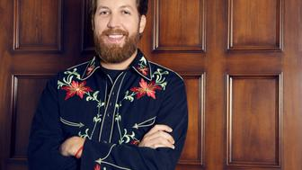 LOS ANGELES, CA- OCTOBER 6: Chris Sacca, Silicon Valley venture investor, public speaker, private equity adviser, poses for a portrait at TheGrill for The Wrap on October 6, 2015 in Los Angeles, California.(Photo by Megan Mack/Getty Images Portrait)