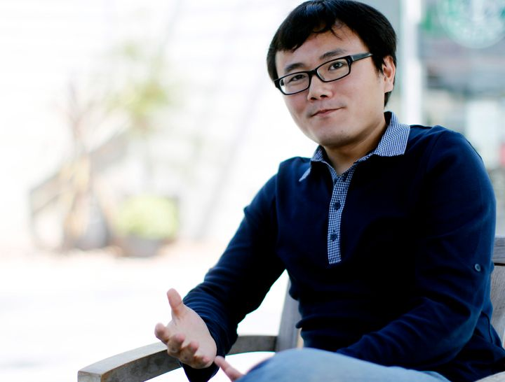 Harrison Tang runs an internet company called Spokeo, which is a search engine that gathers information and intelligence on p