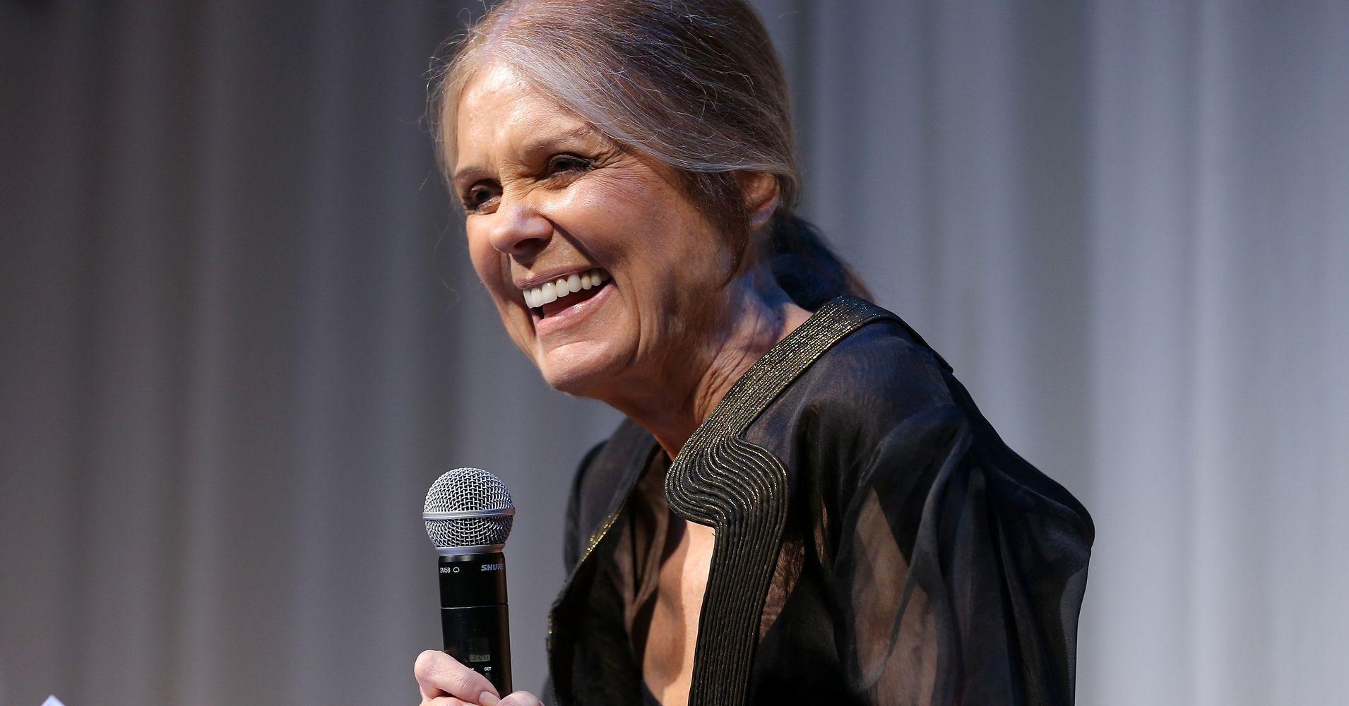 Gloria Steinem Names The 6 Best Books On Feminism Ever