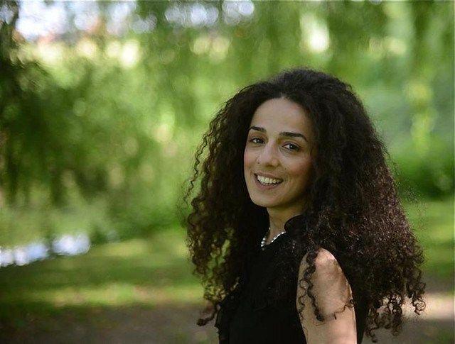 Iranian journalist Masih Alinejad.
