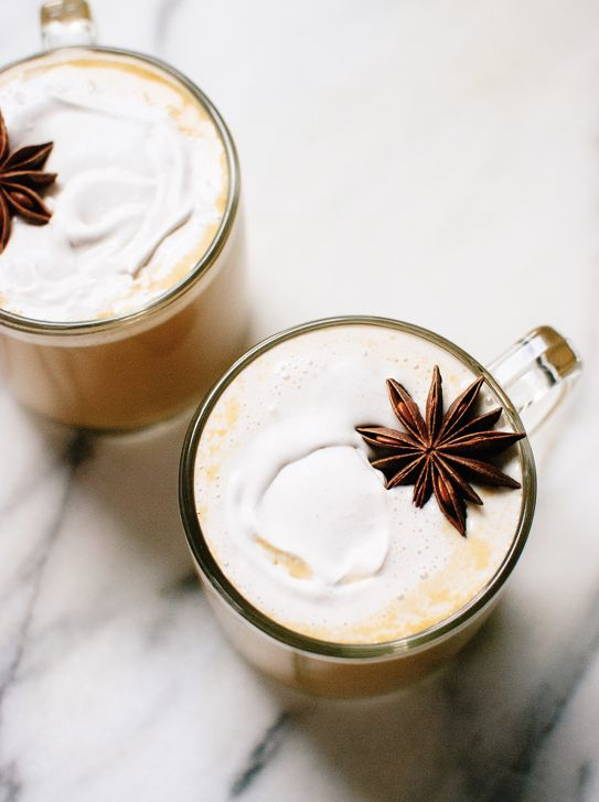 "<strong>Get the <a href=""http://cookieandkate.com/2014/homemade-pumpkin-chai-latte/"" target=""_blank"">Homemade Pumpkin Chai La"