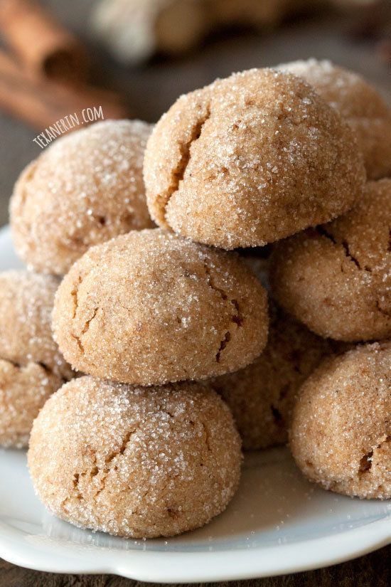 """<strong>Get the <a href=""""http://www.texanerin.com/2014/10/chai-spiced-cookies.html"""" target=""""_blank"""">Chai Spiced Cookies recip"""