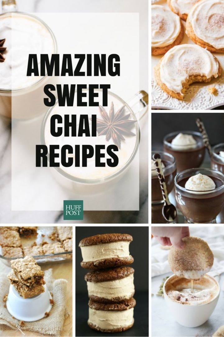Chai Recipes For Desserts That Go Way Beyond The Latte
