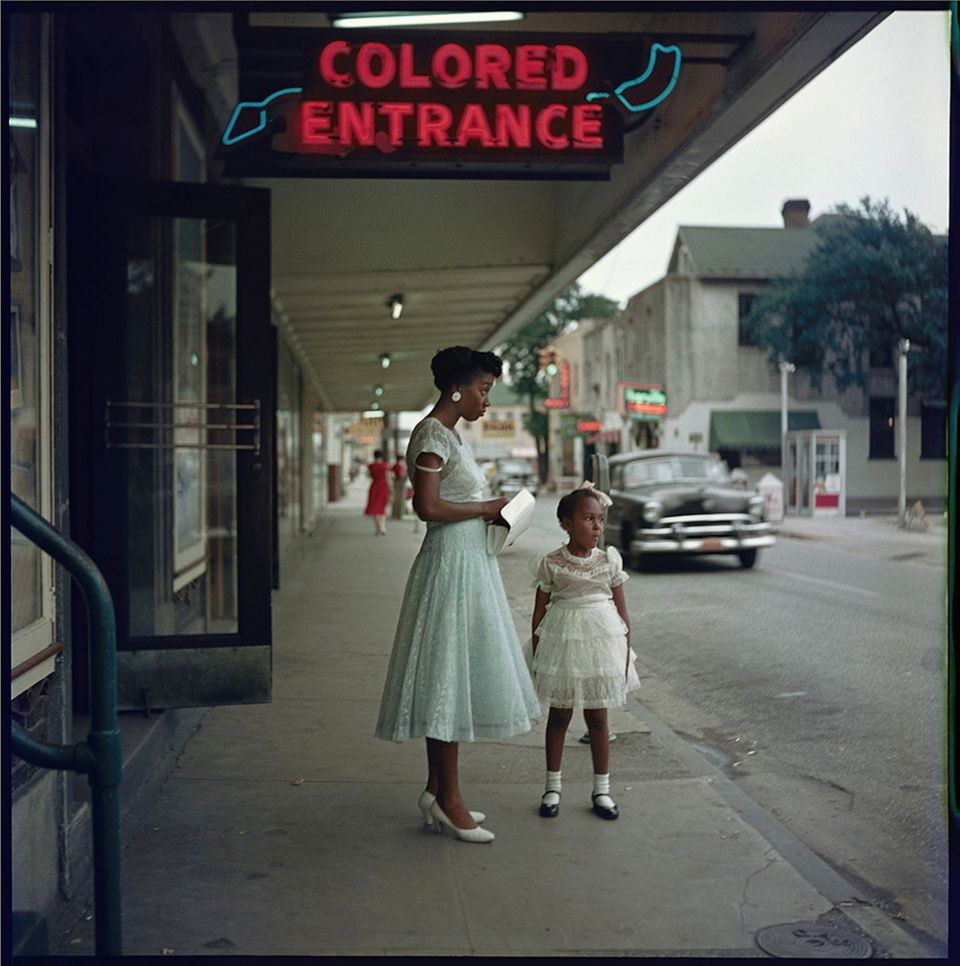 "<span class='image-component__caption' itemprop=""caption"">Gordon Parks Department Store, Mobile, Alabama, 1956 Archival Pigment Print</span>"