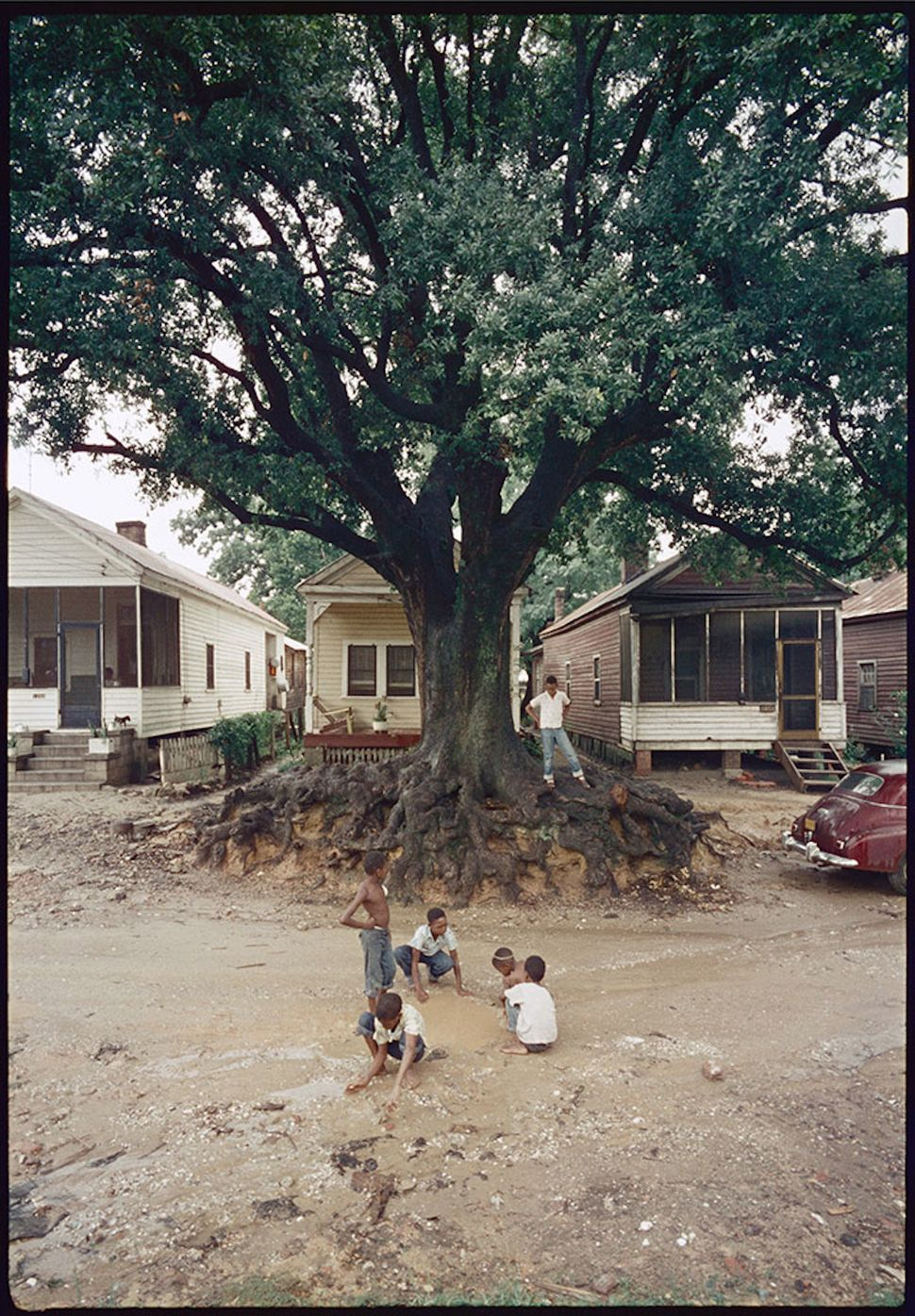 Gordon Parks Children at Play, Mobile, Alabama, 1956 Archival Pigment Print