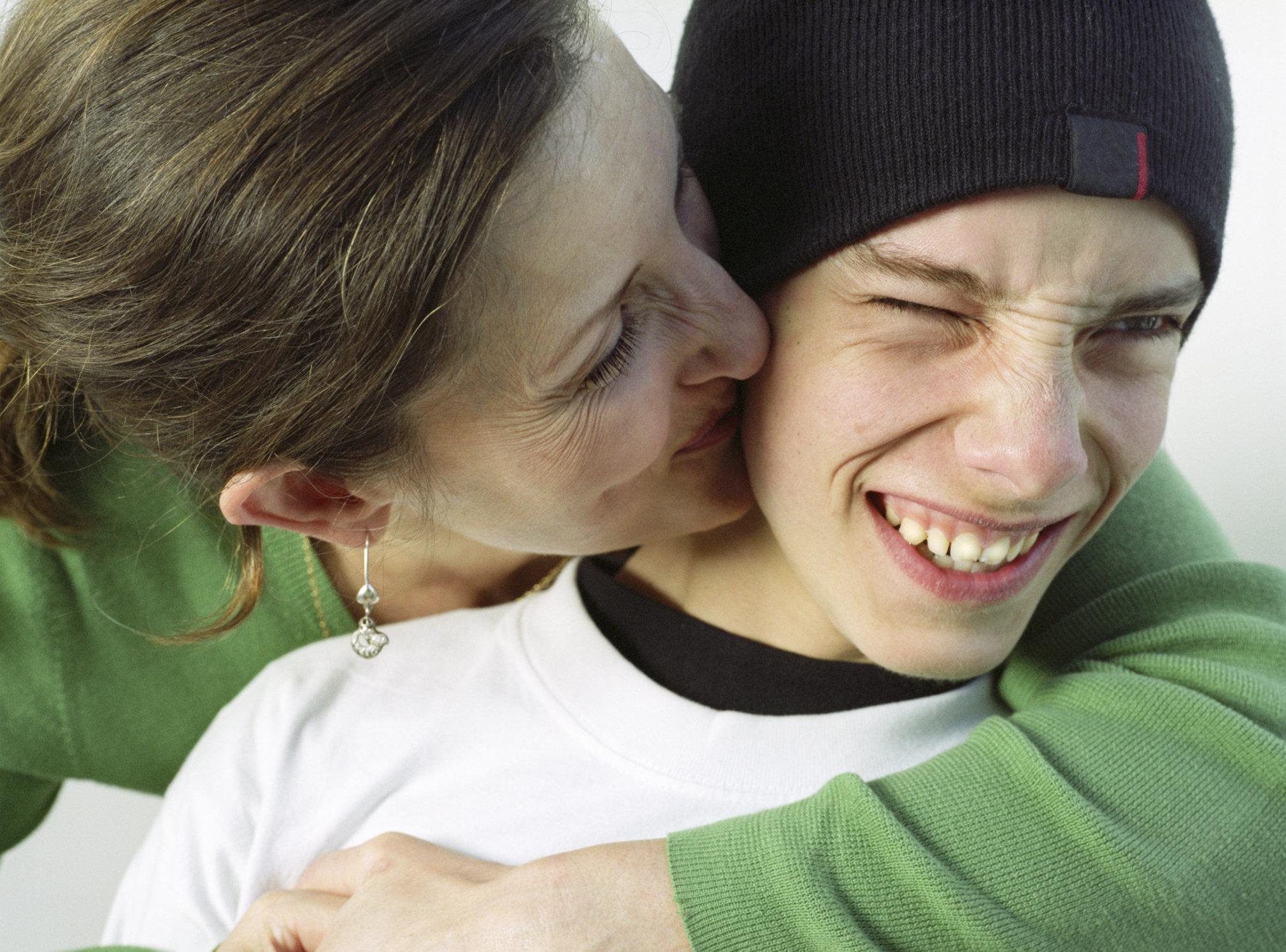Parents sex talk with boys