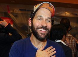 Watch Paul Rudd Get Drenched With Beer By The KC Royals