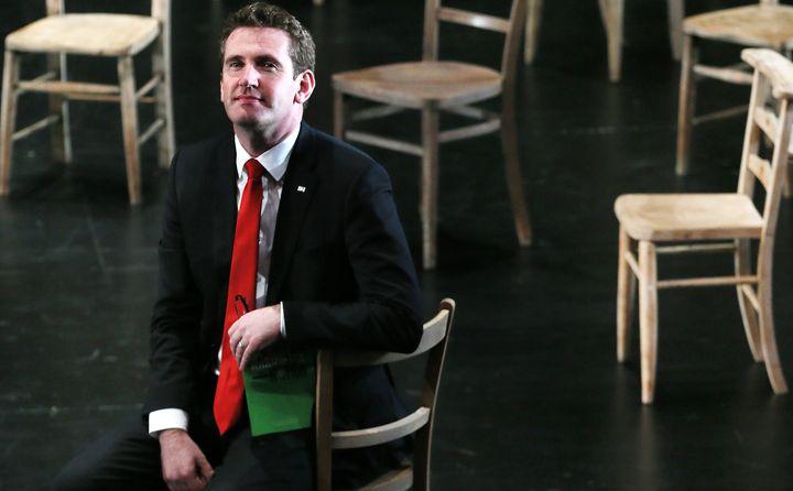 Aodhán Ó Ríordáin, minister in charge of Ireland's drug strategy, announced a plan Monday that wo