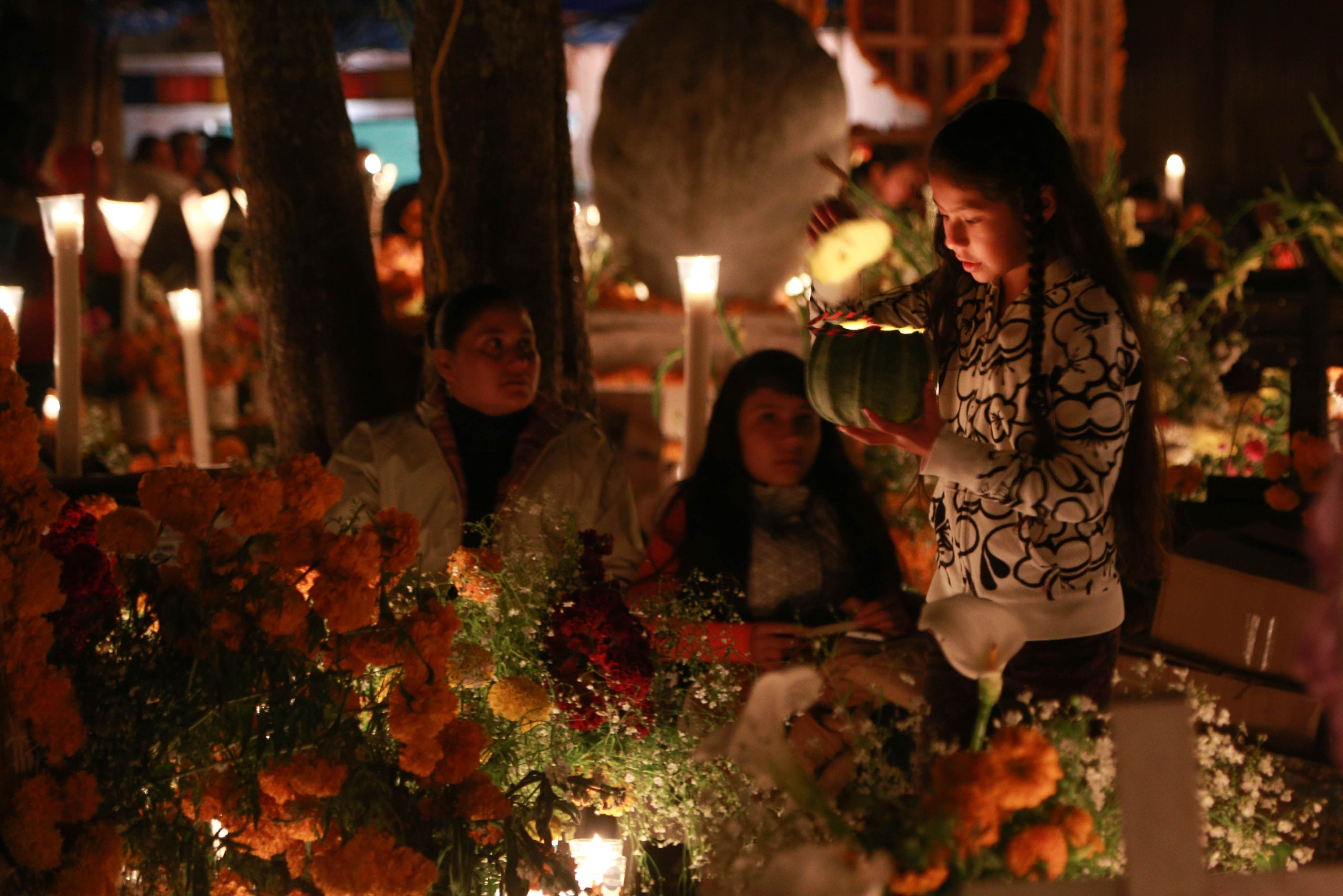 35 Hauntingly Beautiful Photos To Capture Day Of The Dead ...