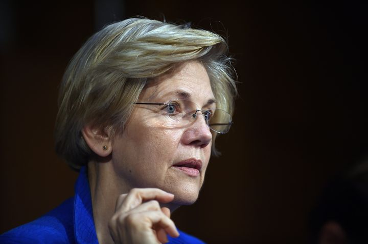 Sen. Elizabeth Warren (D-Mass.) is a fierce Wall Street critic.