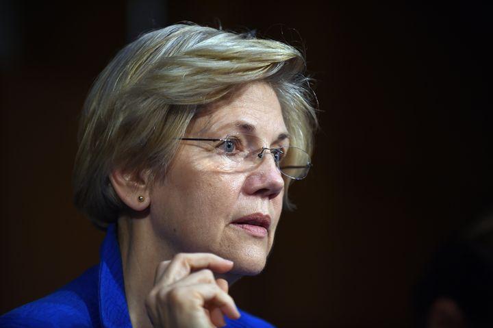 Sen. Elizabeth Warren (D-Mass.) isa fierceWall Street critic.