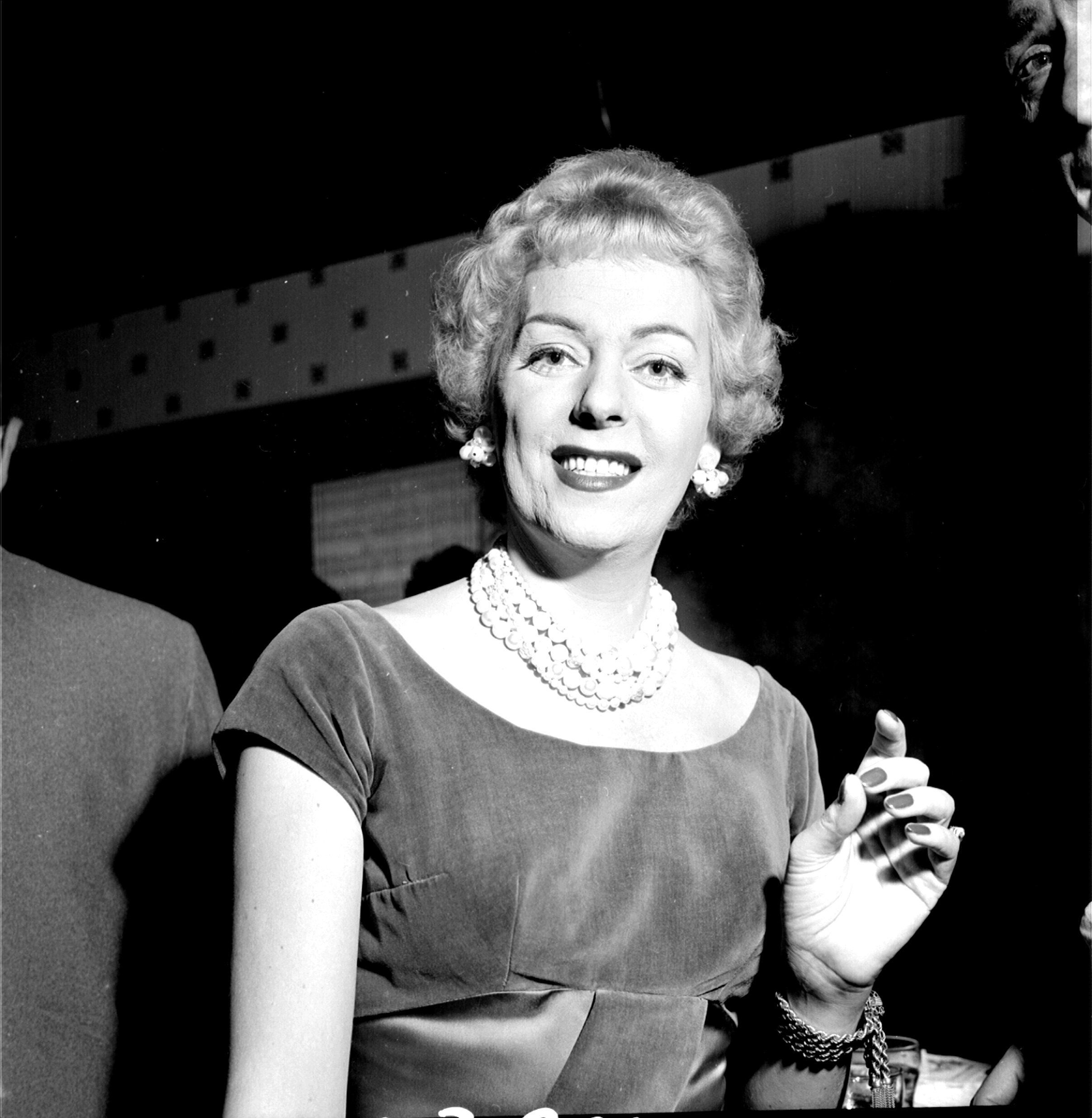UNSPECIFIED - CIRCA 1970:  Photo of Christine Jorgenson  Photo by Michael Ochs Archives/Getty Images