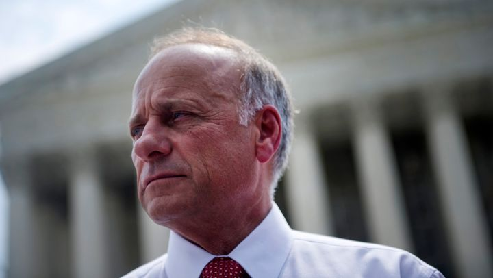 Rep. Steve King (R-Iowa) supports increasing the number of deportations.